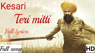 teri-mitti-kesari-2019---mp3-song-akshay-kumar-with