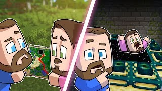 Finding The End In Minecraft!