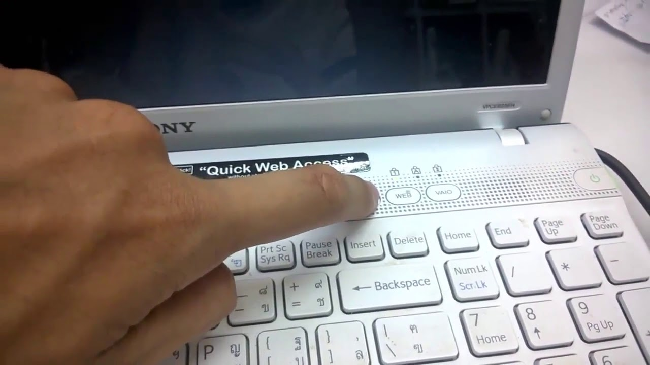 sony personal computer laptop