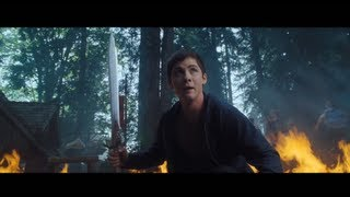 Percy Jackson: Sea Of Monsters Official Trailer - (2013)