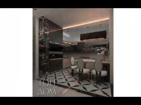 Дизайн интерьера однокомнатной квартиры с нишей, с