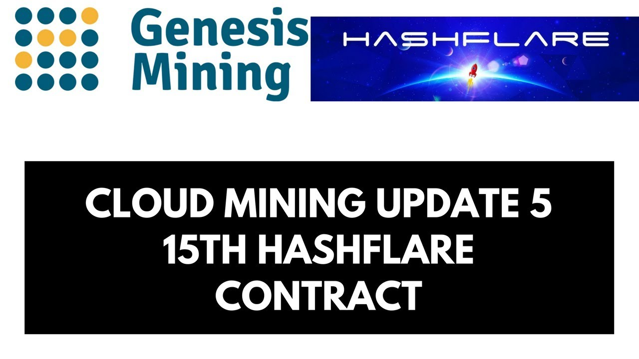 Try Genesis Mining today!