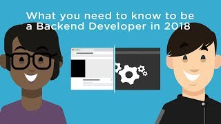 Gambar cover What You Need to Know to be a Backend Developer in 2018