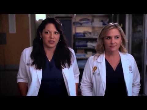 Callie and Arizona moments - 11.01