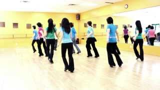 All I Can Say - Line Dance (Dance & Teach in English & 中文)