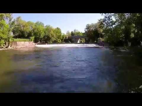 A damn tour of that damned Labatt Dam.......on Richmond Street in London Ontario