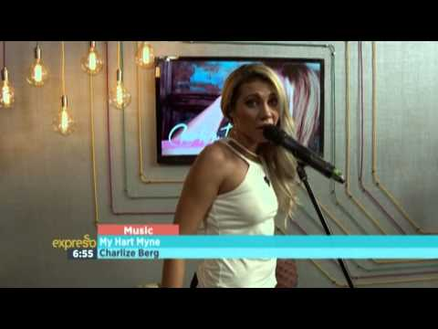 "Charlize Berg performs ""My Hart Myne"" LIVE!"