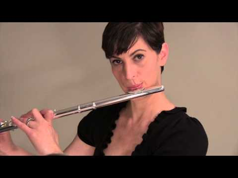 low register flute articulation with Enesco Cantabile and Presto