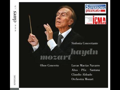 (ICMA AWARD 2015) Claudio Abbado / L-M. Navarro: W.A Mozart - Oboe Concerto / I. Allegro aperto