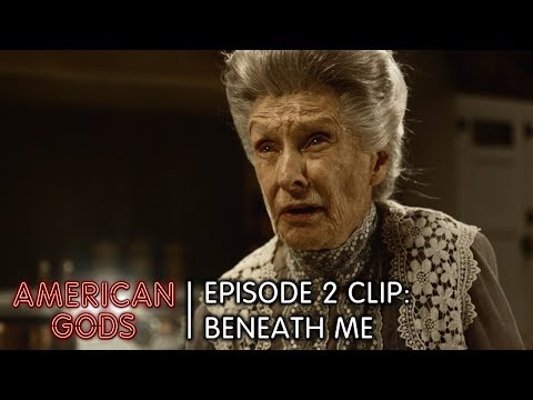 Beneath Me | American Gods Episode 2 Clip