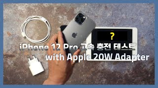 Fast Charge Test for iPhone 12…