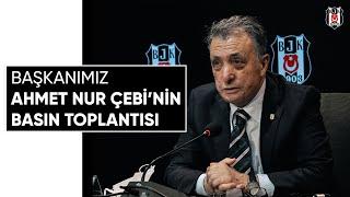 Başkanımız Ahmet Nur Çebi Gündeme İlişkin Açıklamalarda Bulundu
