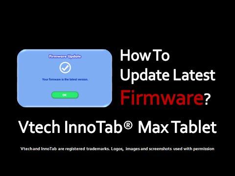 innotab max firmware update