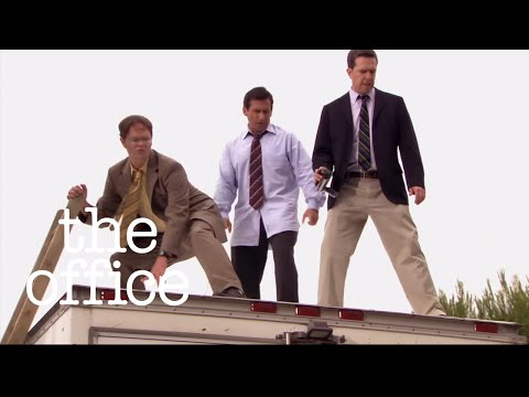 Parkour PARKOUR  The Office US