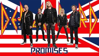 Def Leppard - Promises - Ultra HD 4K - Hits Vegas Live at the Planet Hollywood. 2019
