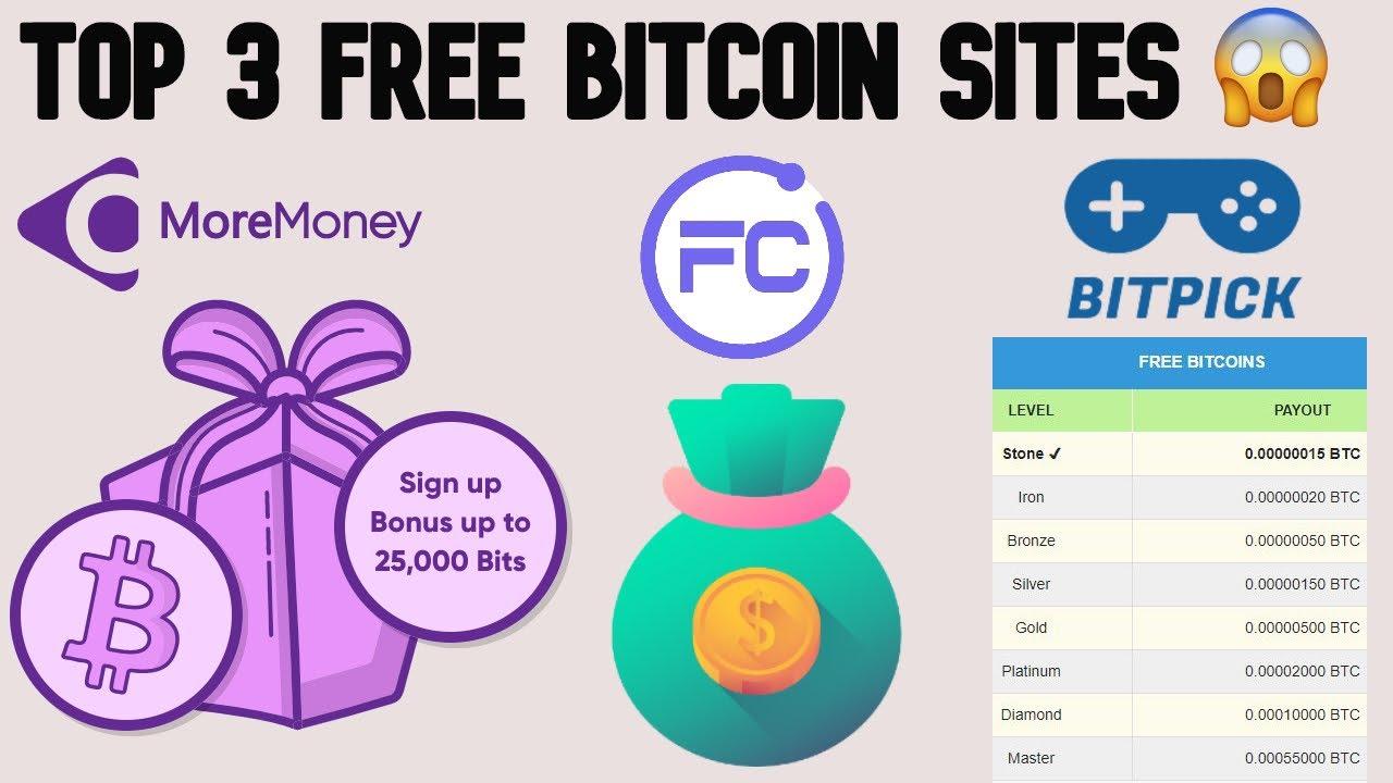 Earn free bitcoins daily outrights bettingadvice