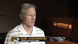 ONE ON ONE:  Kim Anderson's Mizzou Hoops Off-Season Plan