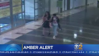 AMBER Alert Issued For Girl Allegedly Abducted At Reagan Airport