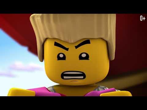 Ложные слухи - LEGO Ninjago |Сезон 1, Эпизод 21