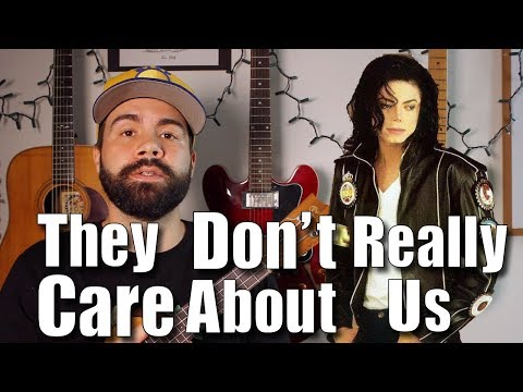They Don't Really Care About Us - Michael Jackson - Easy Ukulele Tutorial