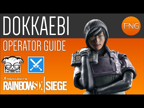 Dokkaebi Operator Guide - Rainbow Six Siege