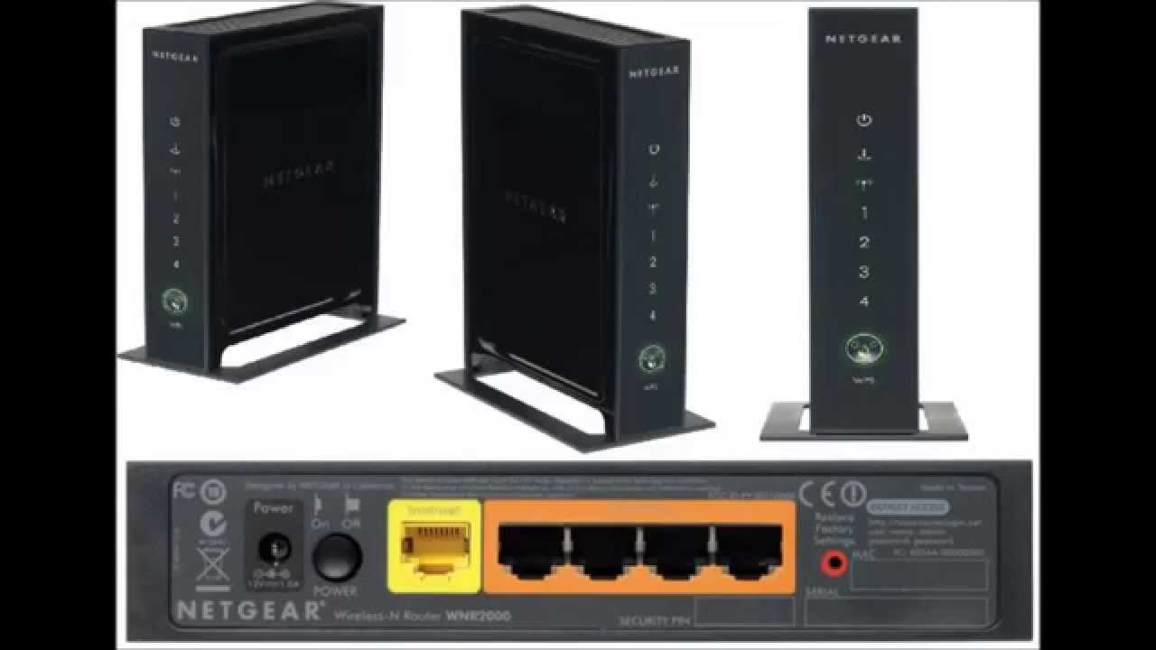 how to connect netgear n300