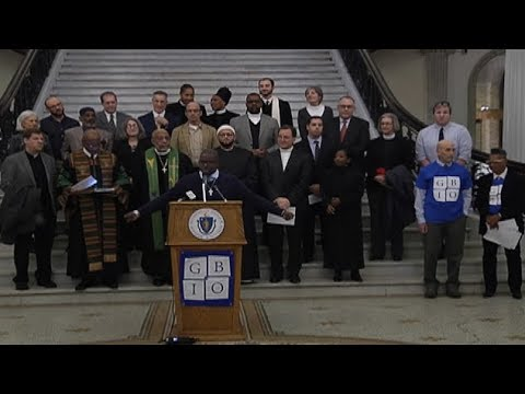 State House Rally Backs Criminal Justice Bill