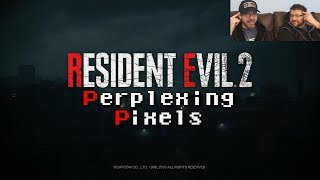 Perplexing Pixels: Resident Evil 2 (Xbox One X) (review/commentary) Ep309