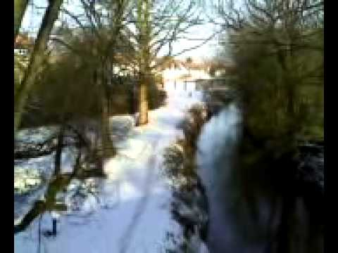 River Foss, in Winter