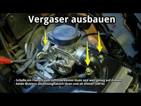 Dichtung für Schwimmerkammer 125//150ccm GY6 24mm Vergaser Chinaroller