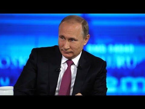Путин и народ: прямая линия 2018