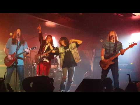 Dirty Deeds Detroit's AC/DC Tribute Band. The All Around Bar 10-1-16