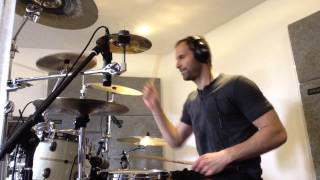 IN BLOOM - Nirvana drum cover by Petr Cech
