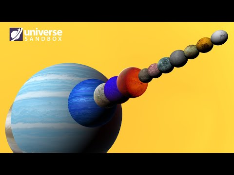 Short N Sweet Checking Out Your Solar Systems #168 Universe Sandbox |