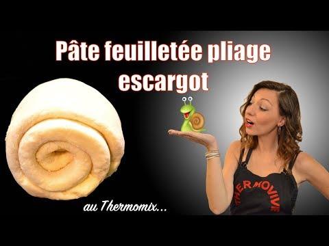 pÂte-feuilletee-express-pliage-escargot,-recette-au-thermomix