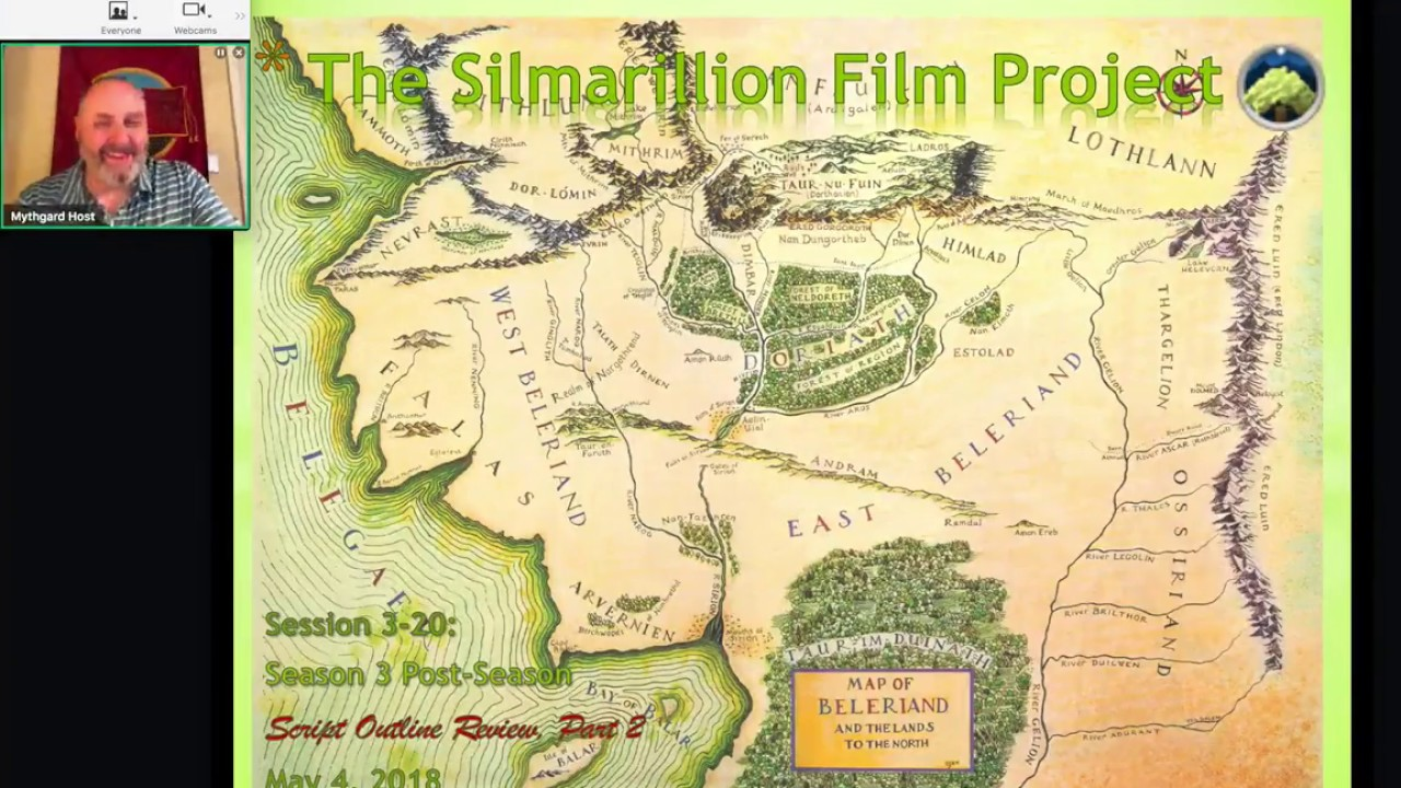 Design Dimbar The Silmfilm Project Season 3 Episode 20 Youtube
