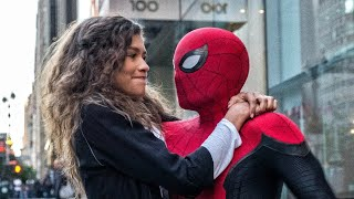 Spider-Man Erasmus Yapıyor: Spider-Man Far From Home | İnceleme (2019)
