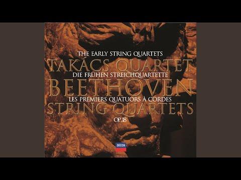 Beethoven: String Quartet No.3 in D, Op.18 No.3 - 4. Presto