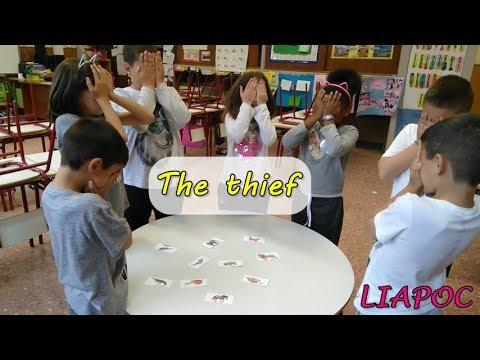 juego-vocabulario-inglÉs-primaria-||-the-thief-||-liapoc