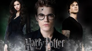 Harry Potter and The Deathly Hallows (TVD style trailer)