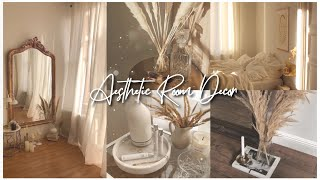 Pampas Grass Inspired Room Decor // Beige Neutral | Flowerina