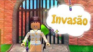 Roblox - INVADIMOS O CANAL DA NAT! (Omicidio mistero 2)