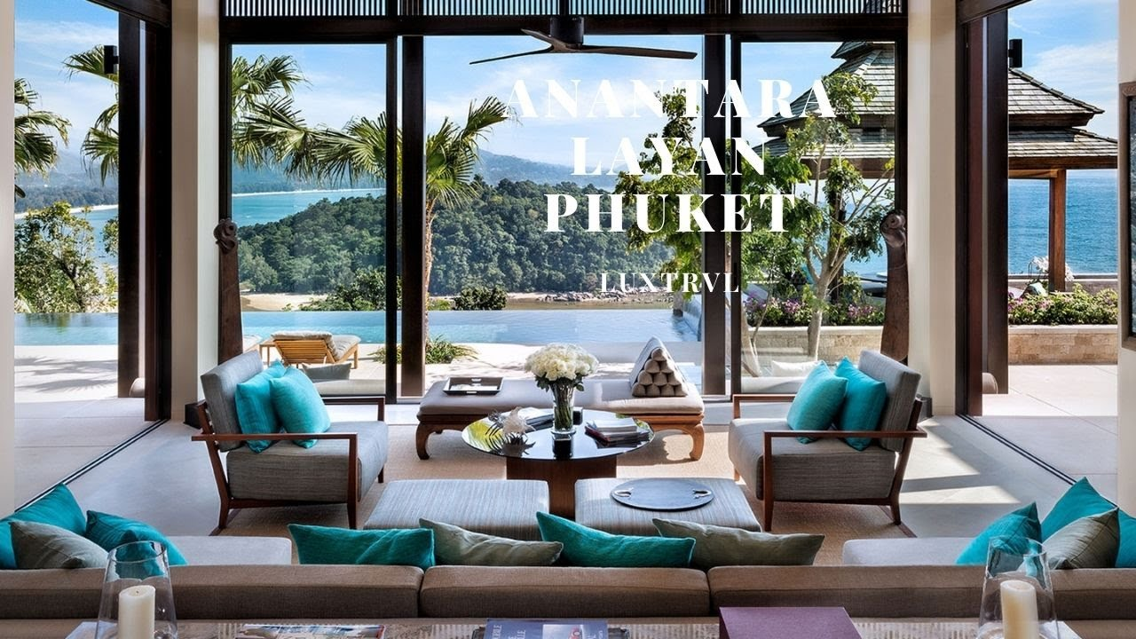 Anantara Layan Phuket Resort \u0026 Residence Stay Review (Beach Access Pool Villa)