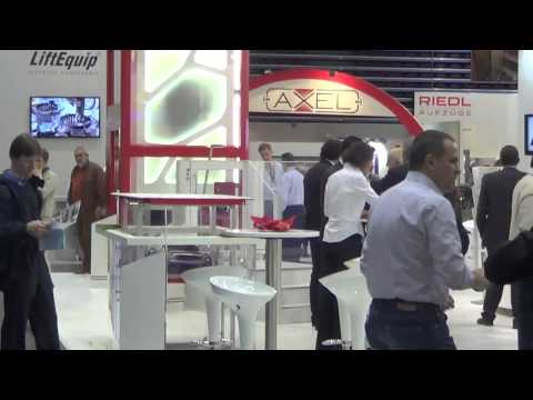 2013 Interlift Exhibition