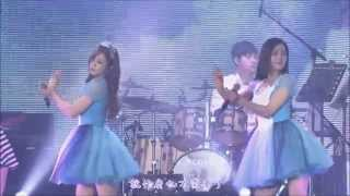 【HD繁體中字】 A Pink  - LUV @ Pink Paradise 1st Concert Live