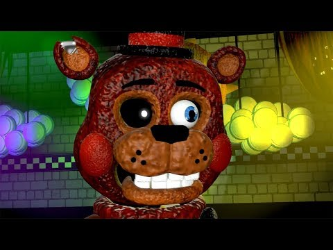 Top 5 Awesome Five Nights at Freddy's Animations (SFM FNaF)