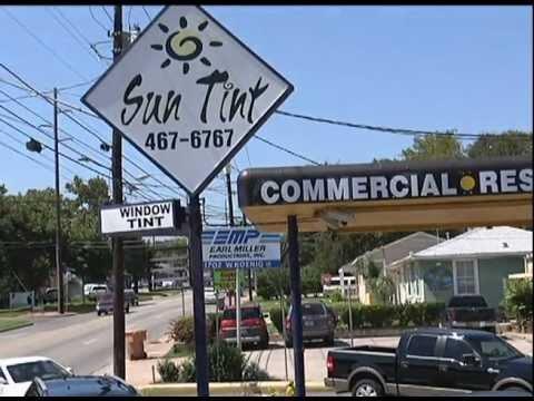 Sun Tint, Inc. in Austin, Texas www.suntint.com