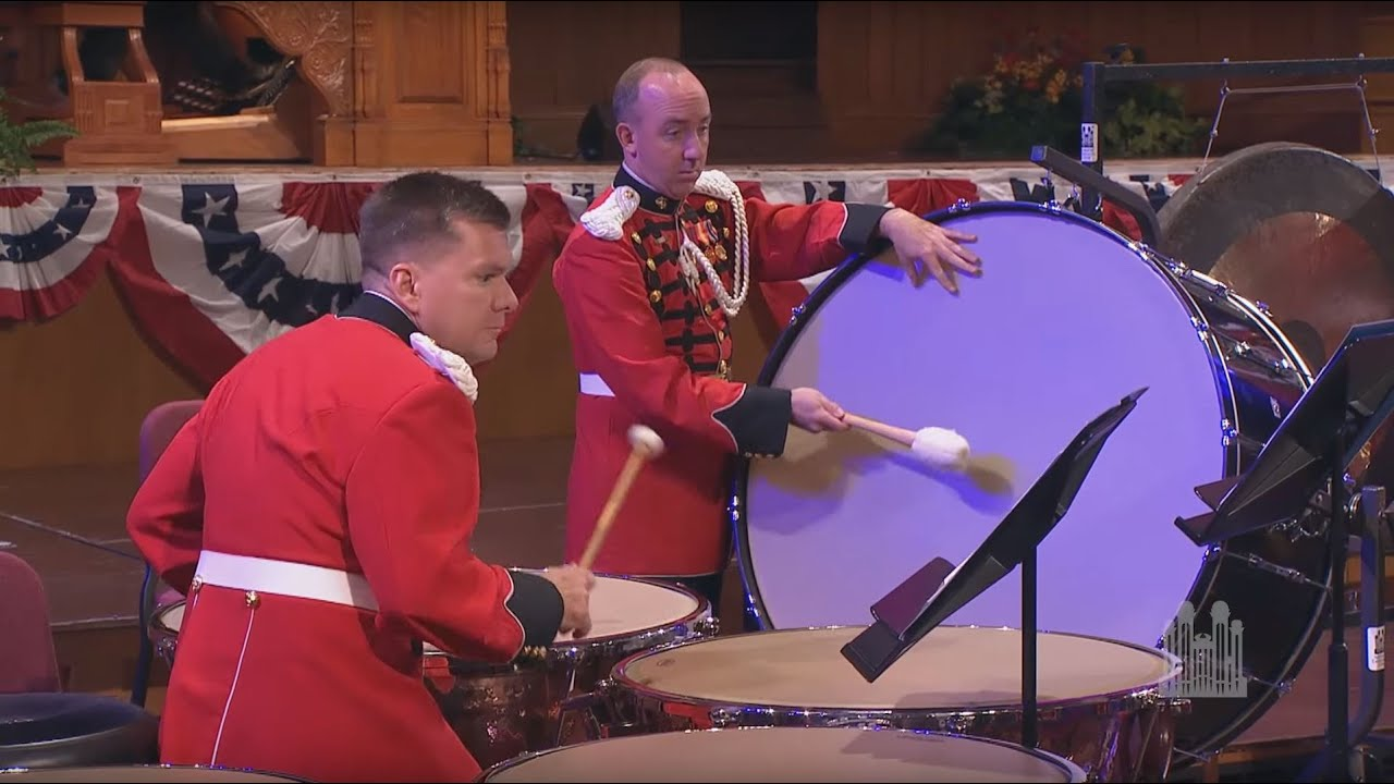 """Fanfare for the Common Man - """"The Presidents Own®"""" U.S. Marine Band®"""