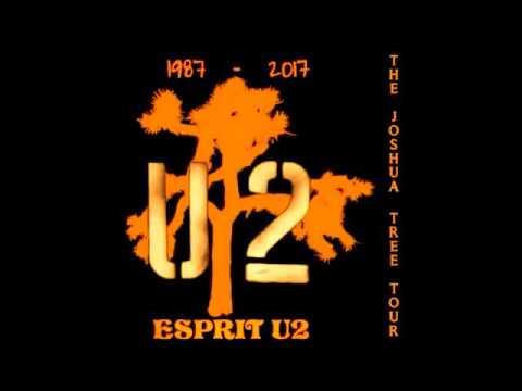U2 The Joshua Tree 1987