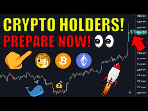 CRYPTO Is EXPLODING! MASSIVE OPPORTUNITY (BECOME RICH) In AUGUST! BITCOIN \u0026 ETHER INVESTORS PREPARE!